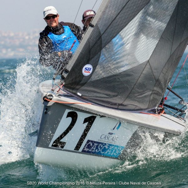 Export Roo's great fifth in SB20 Worlds
