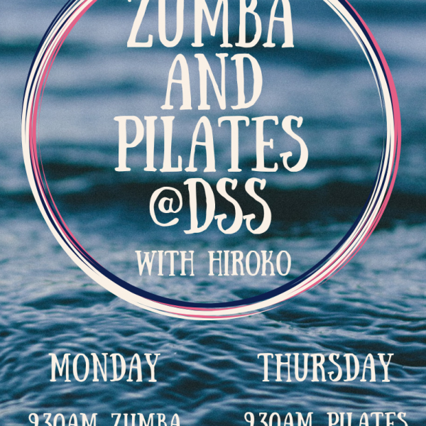 Pilates and Zumba @ DSS